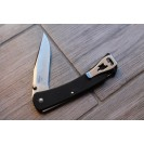 Buck 110 Hunter Slim Pro EDC Black