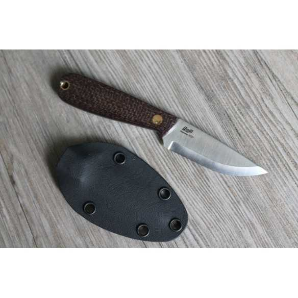 Brisa Necker 70 Kydex Bison Micarta