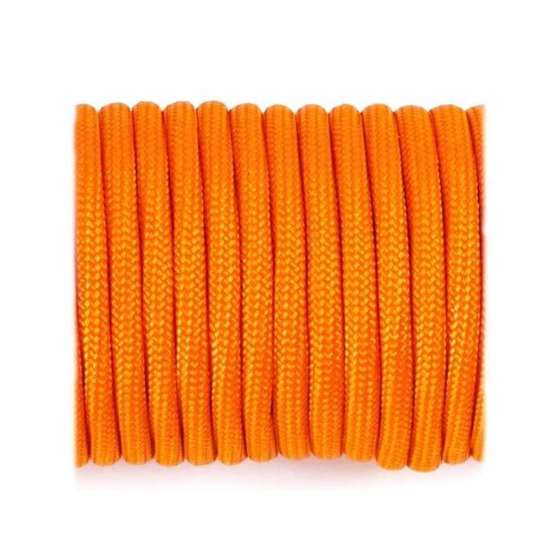Paracord Type III 550 Orange Yellow