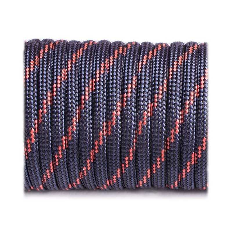 Paracord Type III 550 Thin Crimson Line