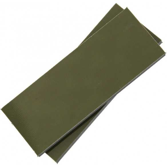 Handle grips G10 Od Green