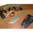 ESEE Izula OD Green kit