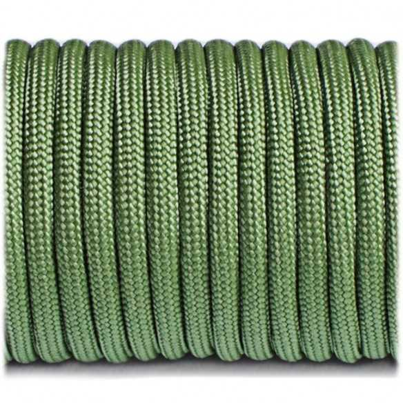 Paracord Type III 550 moss