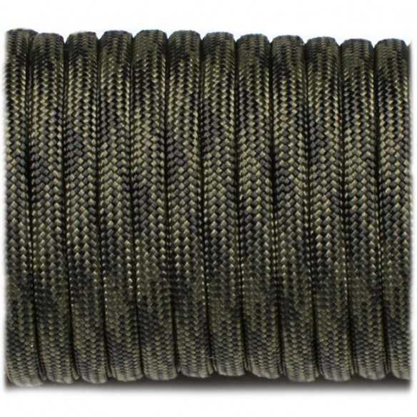 Paracord Type III 550 black...