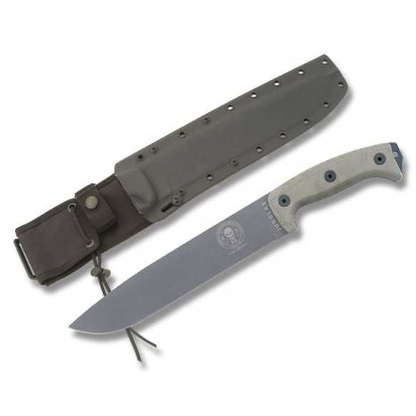 ESEE Junglas Tactical Gunsmoke