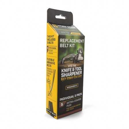 Work Sharp Ken Onion Edition Abrasives kit P120 (EXTRA...