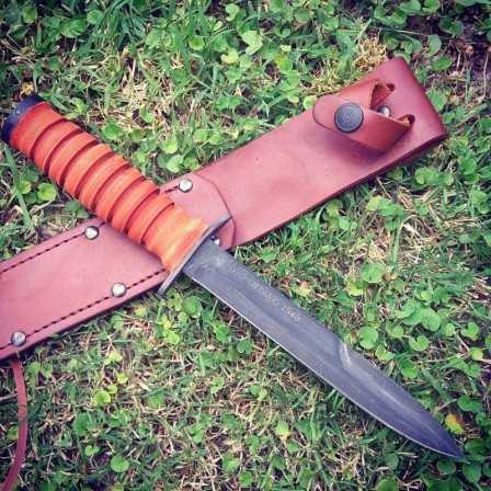 Ontario Mark III Trench Knife