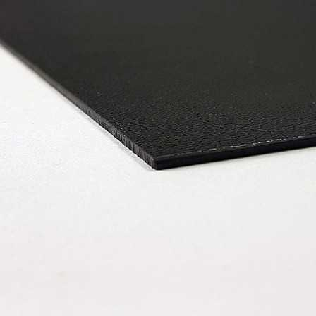 Kydex Black 1.5 mm 15x30 cm