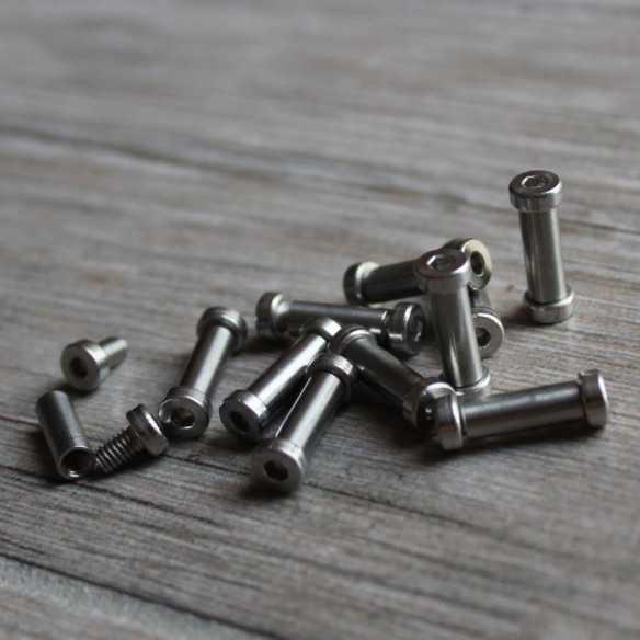 Viti Esagonali 20 x 5 mm