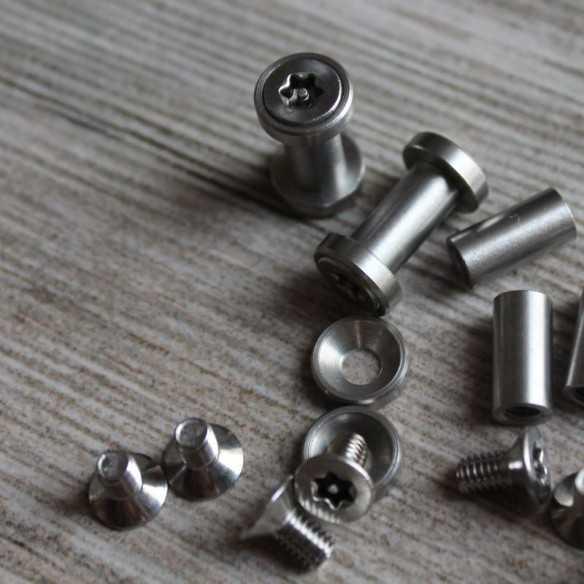 Viti Torx 17 x 6 mm