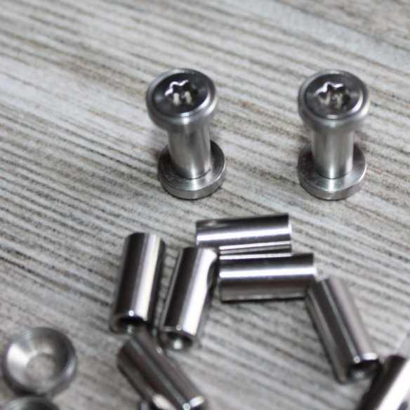 Viti Torx 18 x 6 mm