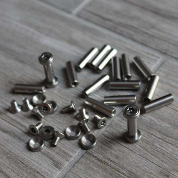 Torx Screws 25 x 6 mm