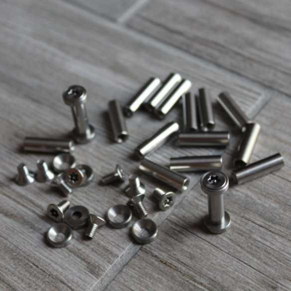 Torx Screws 25 x 6 mm