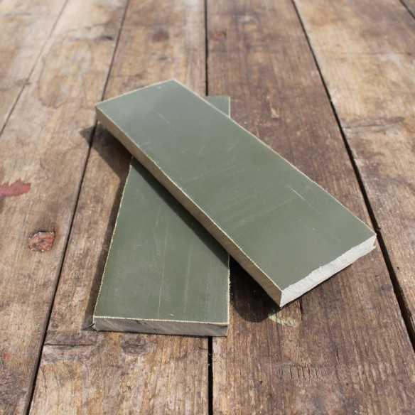 G10 Scales OD Green 15x5 cm