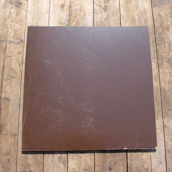 Micarta Brown Canvas 30x30