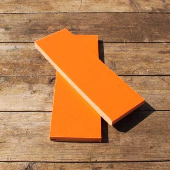 G10 Scales Orange 15x5 cm