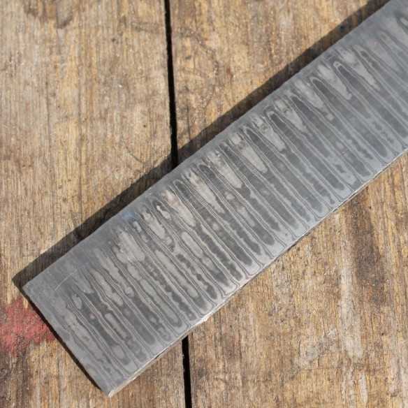 Stainless damascus steel...