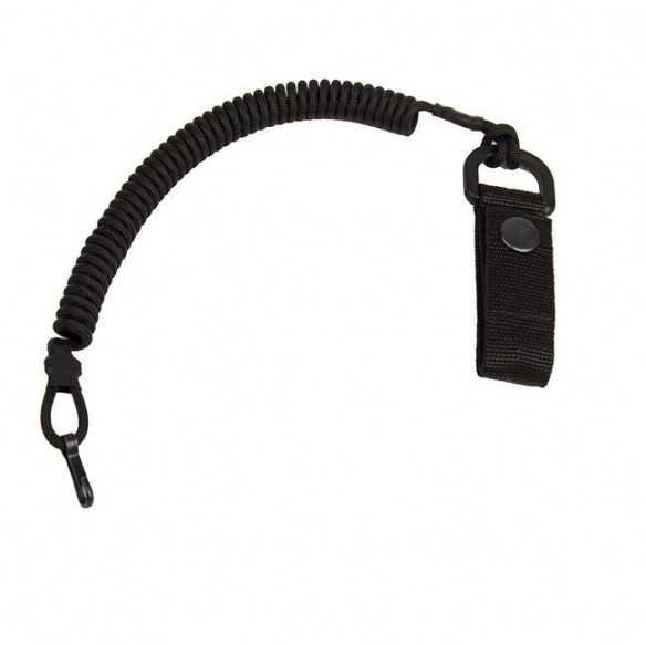 EdcX Spiral lanyard with a...