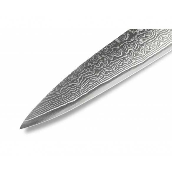 Samura Damascus 67 Slicing...