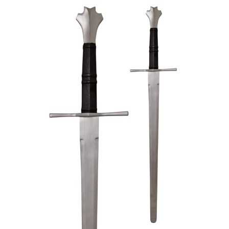 One-and-a-half handed sword