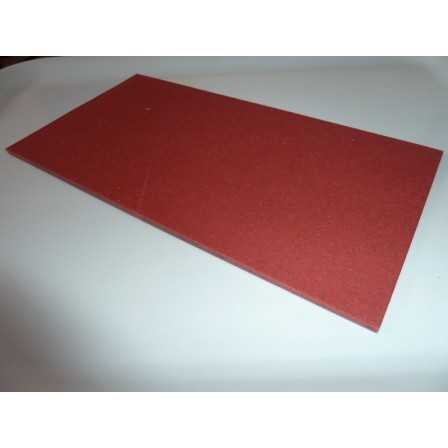 Fibra vulcanizzata Rossa 3 mm