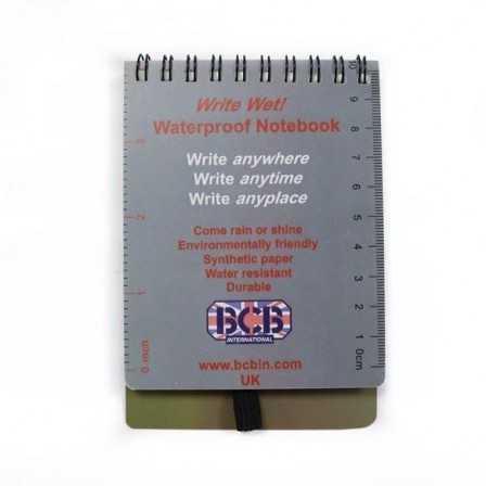 BCB Write Wet Waterproof Notebooks