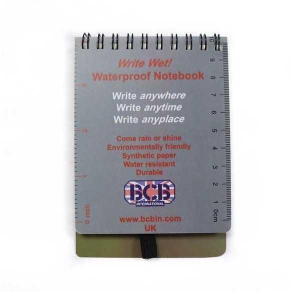 BCB Write Wet Waterproof...