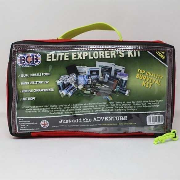 BCB Elite Explorer's Kit