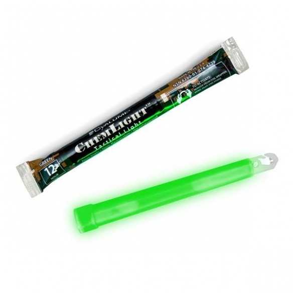 Cyalume ChemLight Green 12H
