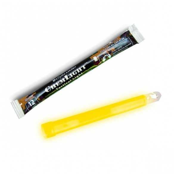 Cyalume ChemLight Yellow 12H