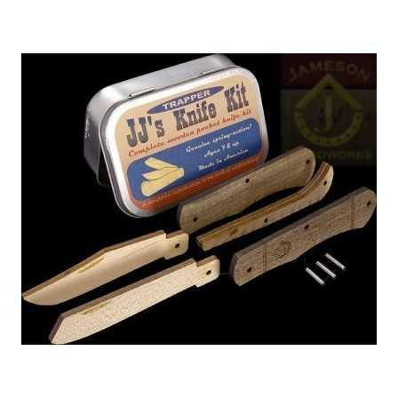 JJ'S Knife Kit Trapper