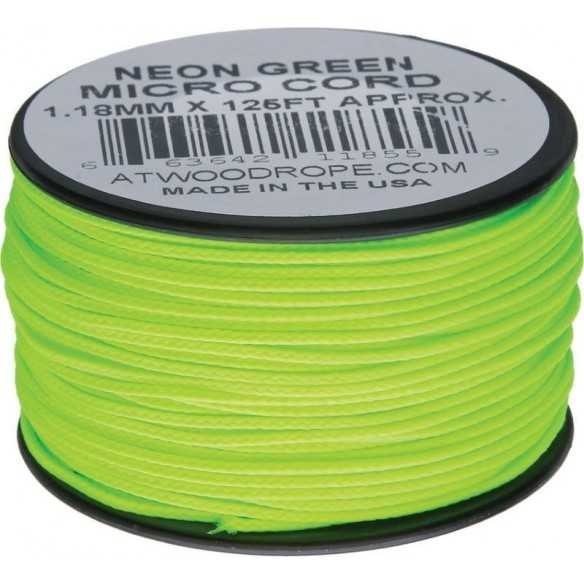 Microcord 1.18 mm Neon...
