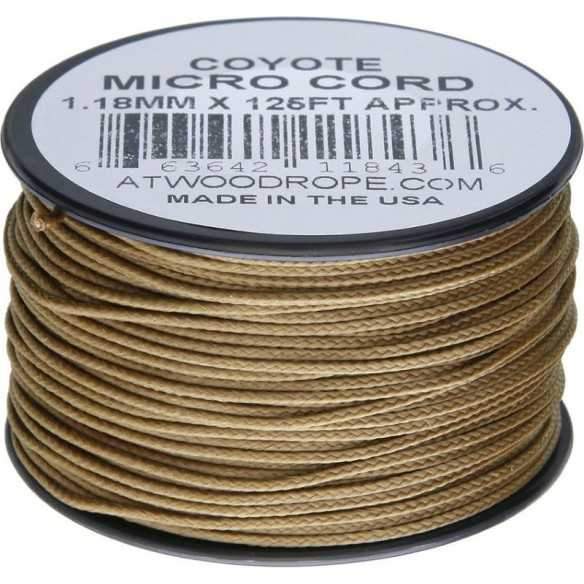Microcord 1.18 mm Coyote 40 m