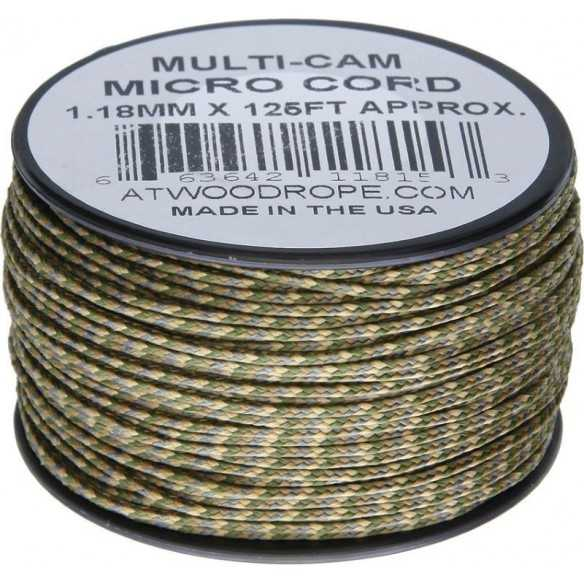 Microcord 1.18 mm Multi-Cam...