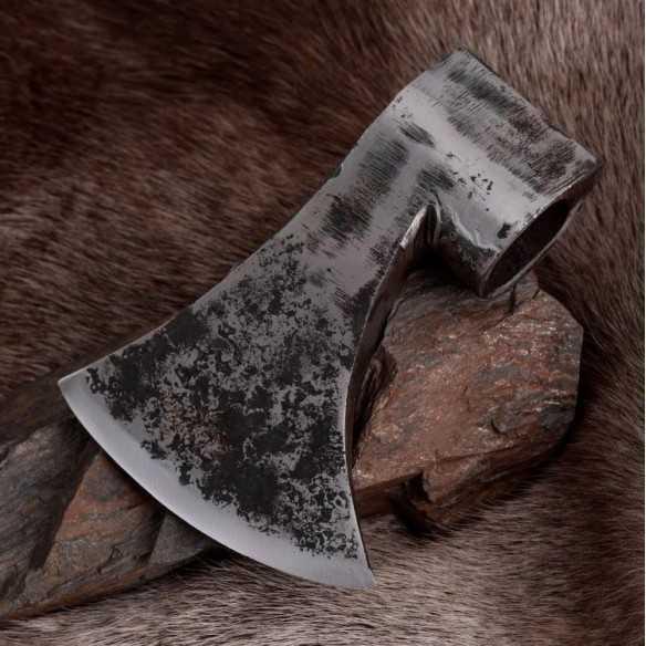 Ulfberth Medieval Axe blade...