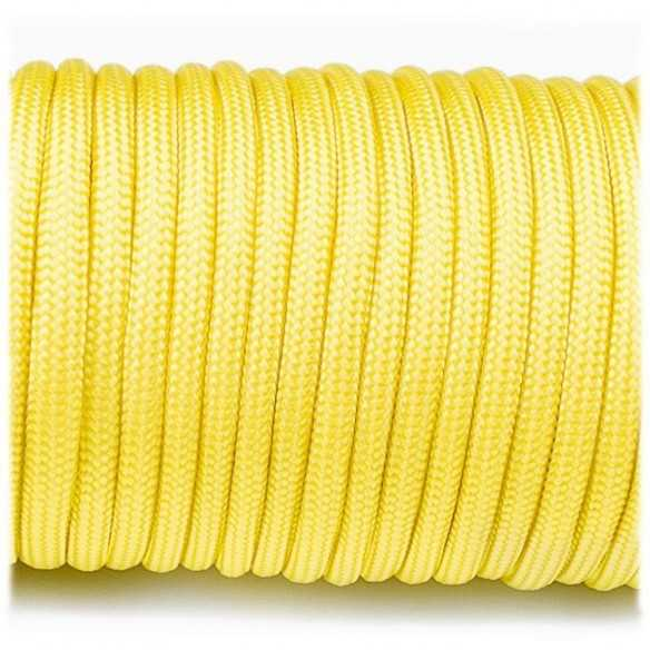 Paracord Type III 550 Yellow