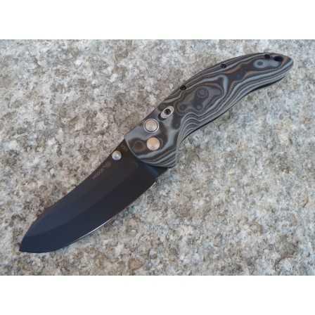 Hogue EX-04 G-Mascus Black/Gray Lava