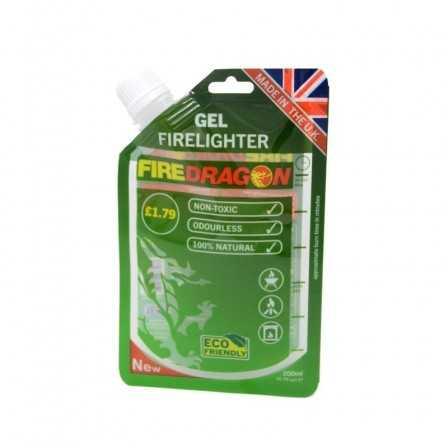 BCB Firedragon Gel Firelighter 200 ml