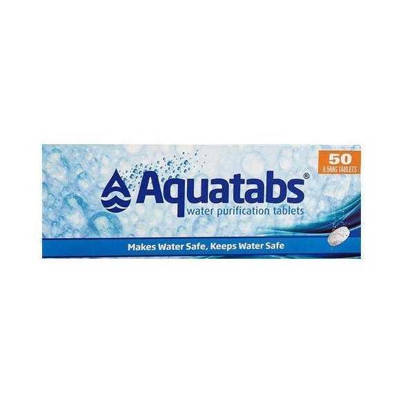 Aquatabs Water Purification...