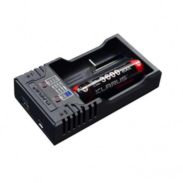 Klarus K2 Caricabatterie