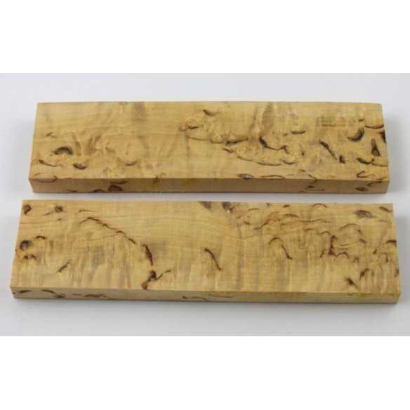 "Curly Birch 0.4"" x 1.5"" x..."