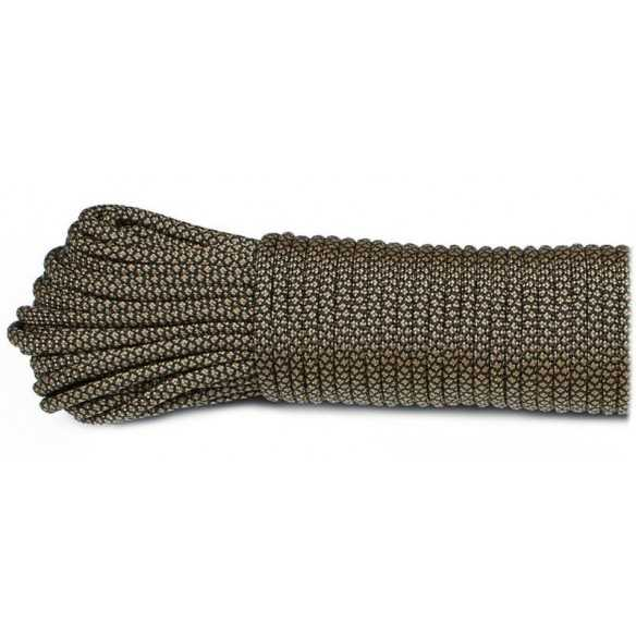 Paracord Type III 550 Brown...