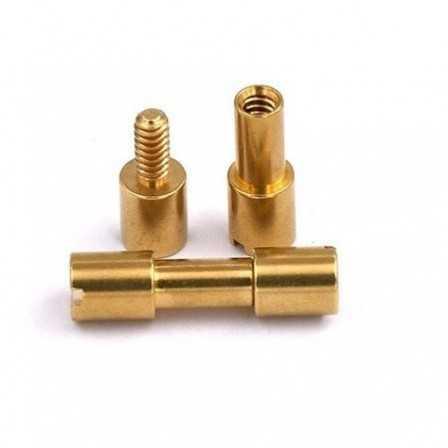 Corby rivet brass 1 pc 1/4