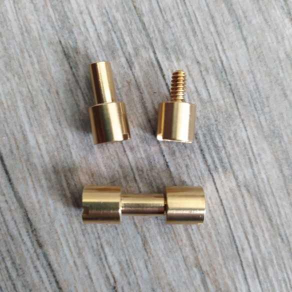 Corby rivet brass 1 pc 5/16