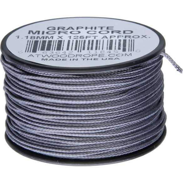Microcord 1.18 mm Graphite...