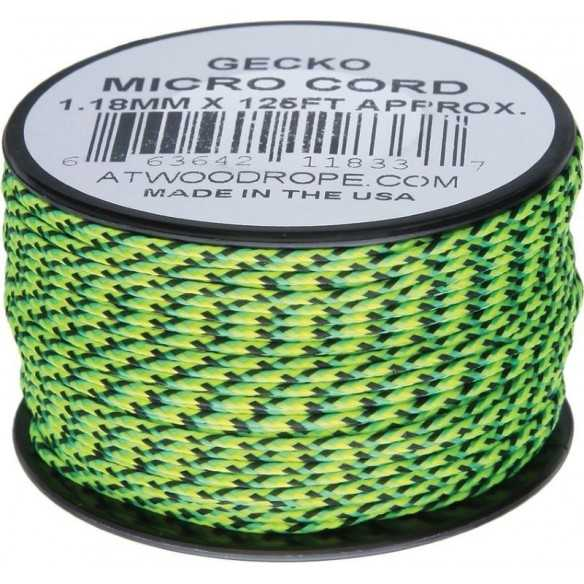 Microcord 1.18 mm Gecko 40 m