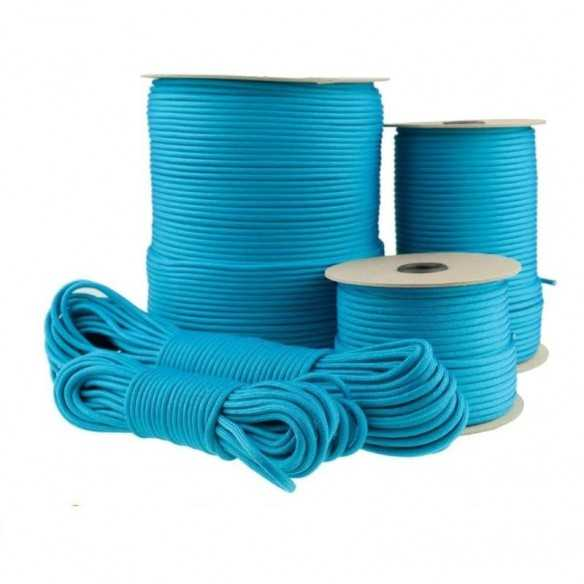 Paracord Type III 550 Sky Blue