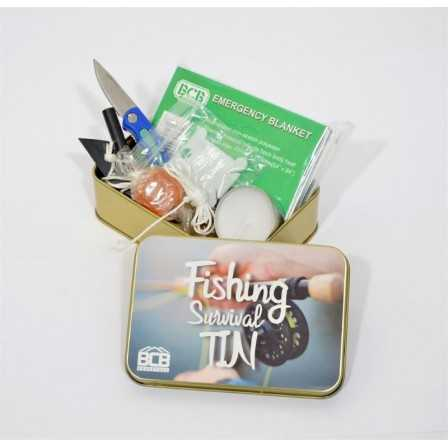 BCB Fishing Survival Tin