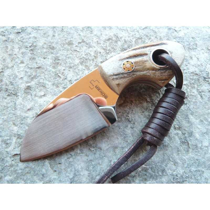 Boker Plus Gnome Stag VoxKnives