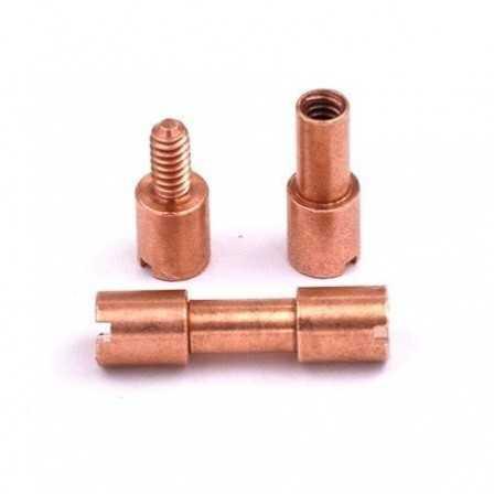 Corby rivet copper 1 pc 1/4